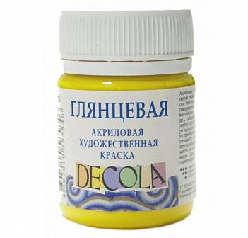 "Акрил ""Decola"" глянцевый 50мл"